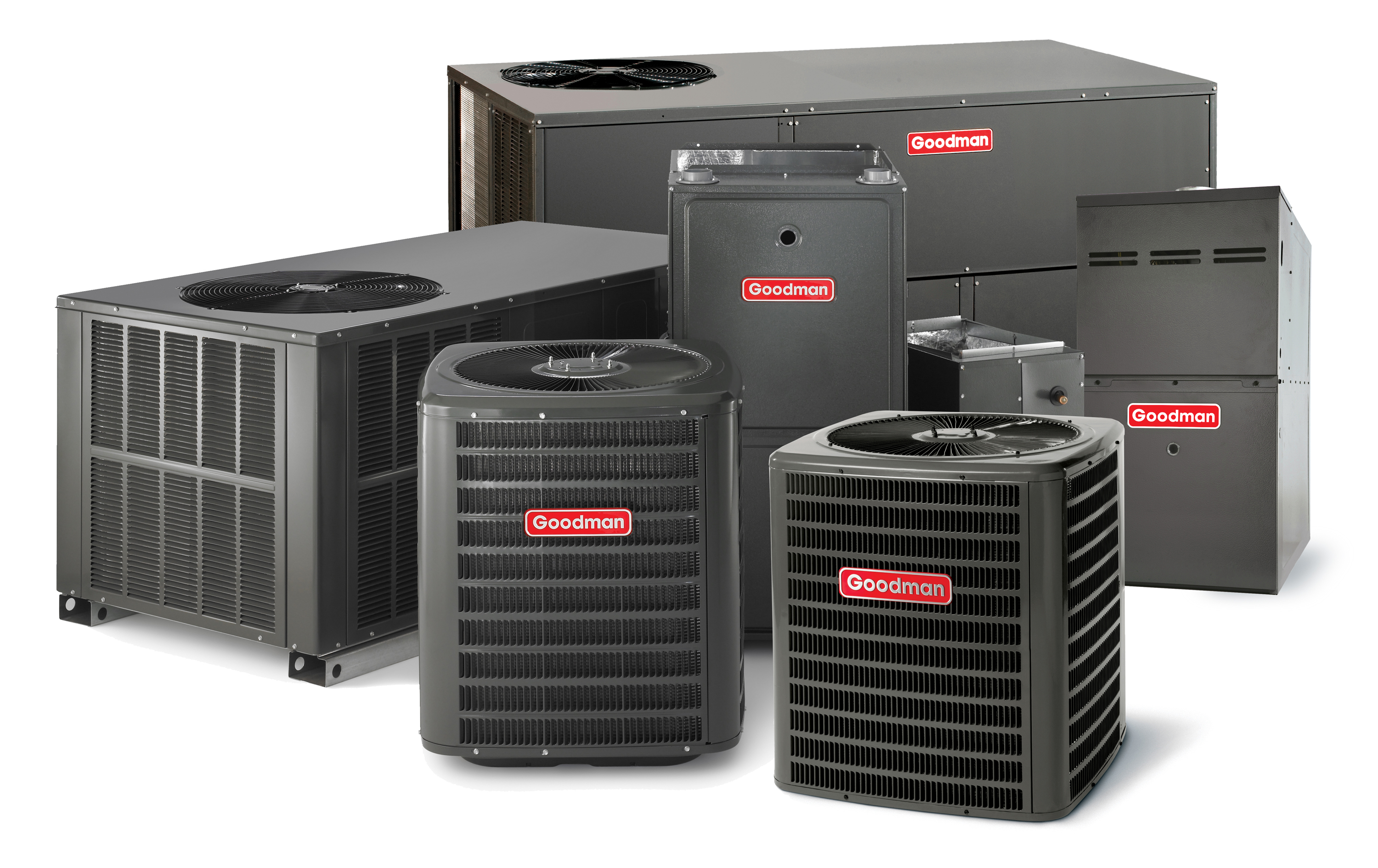Small Heating And Cooling Units : New equiptment brands sulphur springs tx